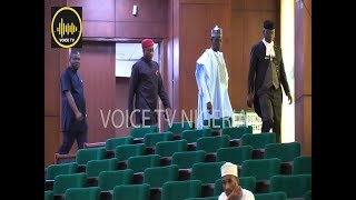 Watch: Emotional Speech Of Air Peace CEO To Members, House Of Reps.