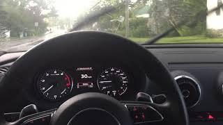 2015 Audi S3: Quick Rainy Drive