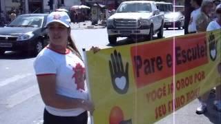 impacto nos semáforos da Isac Póvoas com Prainha Cuiaba MT