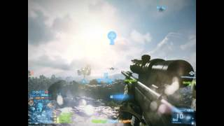 Battlefield 3: Defeated Jet
