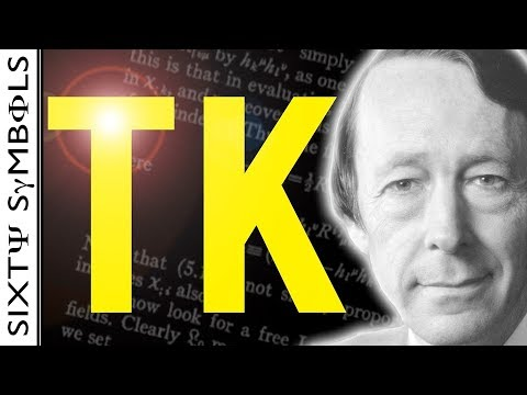Don't Write in Yellow (Tom Kibble) - Sixty Symbols
