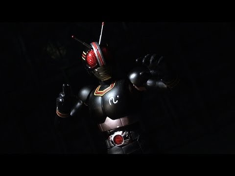 SH Figuarts Kamen Rider Black (Renewal Version) - Vangelus Review 214
