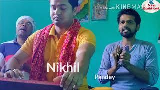 Sutal Piya Ke Jagave Ho Rama Nikhil Pandey (Bhojpuri Video Song)-bhojpuri Chaita song - bhojpuri