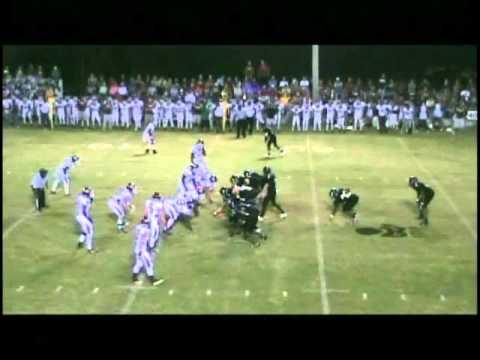 #52 Cameron Andrews LB Maplesville High School