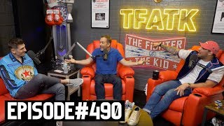 The Fighter and The Kid - Episode 490: Andrew Schulz