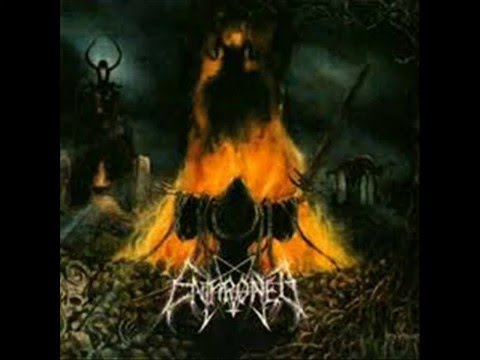 Enthroned - Scared By Darkwinds