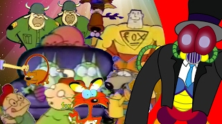 Commercials and Bumpers -  History of Fox Kids