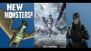 Godzilla Anime UPDATE! New CONFIRMED Monsters