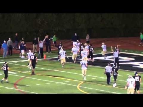 Varsity Football: La Salle College High School defeats Archbishop Wood 10/3/14 - 10/04/2014
