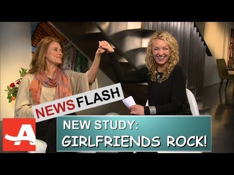 How Girlfriends Keep You Healthy and Sane | The Best of Everything After 50 | AARP