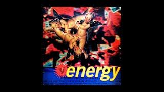 ENERGY - Kicking EuroHouse Tracks (1993) A3 - M.C.J. (Feat. Sima) Be Free (To Yourself) Vinil Dance