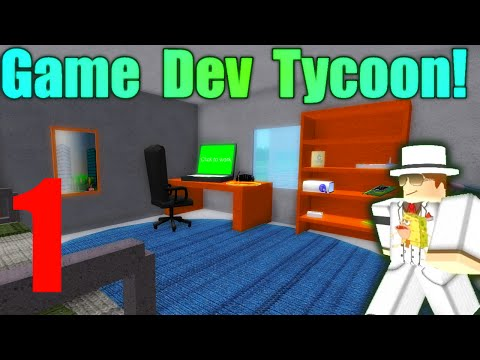 [ROBLOX: Game Development Tycoon] - Lets Play Ep 1 - Starting Our Own Business!