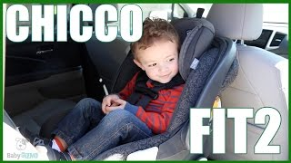 New Chicco Fit2 2-Year Rear-Facing Infant & Toddler Car Seat Review | Best Car Seats for Baby