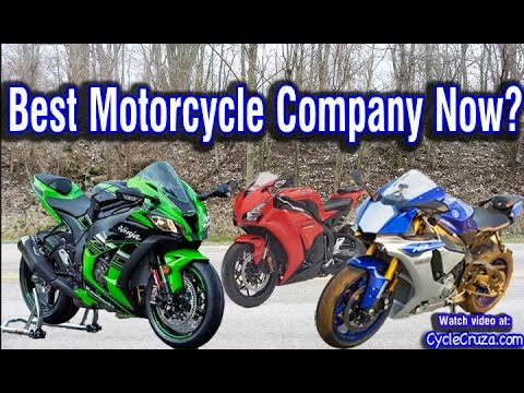 the best motorcycle company now is| motovlog youtube