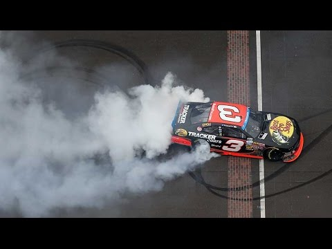 Finish @ 2014 NASCAR Nationwide Series Indianapolis