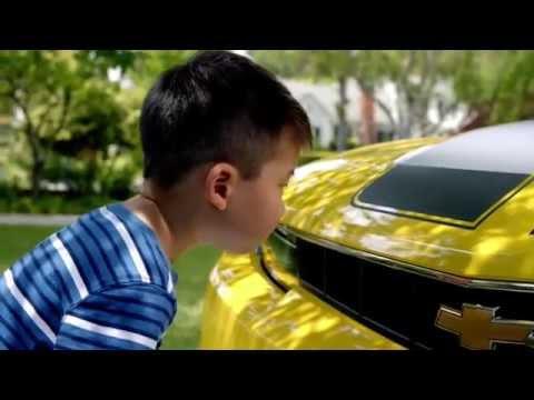 Transformers Camaro: Transforming your Everyday | Chevrolet