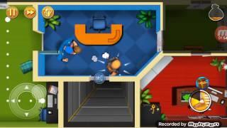 لعبه الرجل الحرامي او # Robbery bob الحلقه 4 من الجزء الثاني