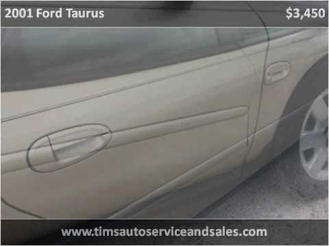 2001 Ford Taurus Used Cars Cuba MO