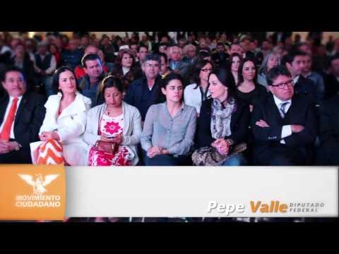 Informe de actividades Pepe Valle