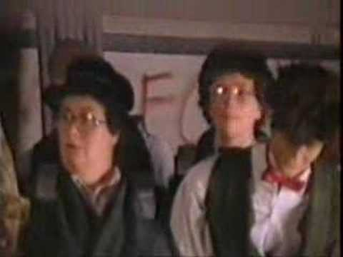 Part 2 French and Saunders Titanic (Making of) Spoof