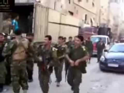 Abu Fadel Al Abbas Brigade video
