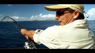 Sport Fishing TV: Stratos 20000 Two Speed tackles Dogtooth Tuna