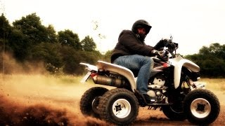 Quad are awesome ! Suzuki LTZ SMC RAM 520rr Triton Baja 250