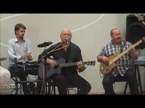 Валерий Короп в церкви Божья Река  Рига четверг 17 09 15