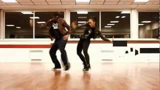 Choreografia Ragga Jam: Jiggy & Sonia.S • Aidonia - Steppa Life