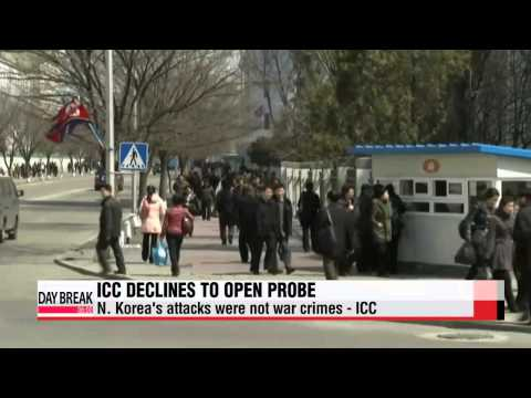 ICC refuses to open investigation on North Korea's crimes