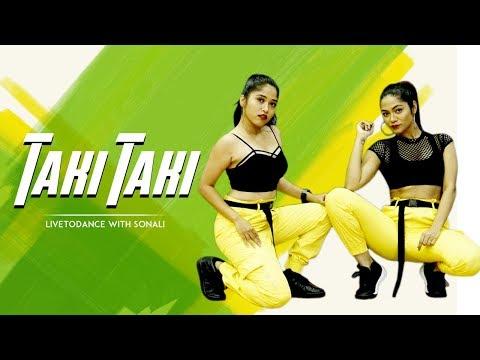 Taki Taki - DJ Snake ft. Selena Gomez, Ozuna, Cardi B | LiveToDance with Sonali