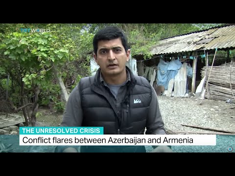 Conflict flares between Azerbaijan and Armenia, Ali Mustafa reports from Karabakh