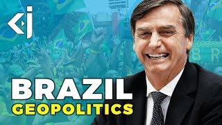 Will Brazil become a SUPERPOWER? - KJ Vids