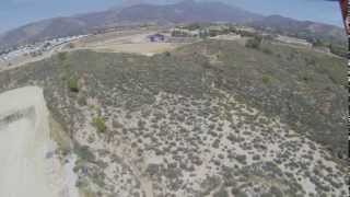 DJI F450 & GPS FPV 3,540ft away Yuciapa,Ca