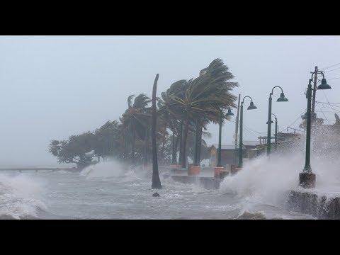 La tormenta Beryl se convierte en huracán beryl tiene la misma trayectoria del huracan maria.