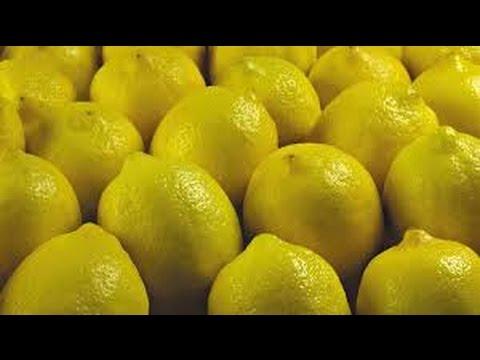 تخزين الليمون طريقه رهيبه وجديده لحفظ الليمون طازه طول العام