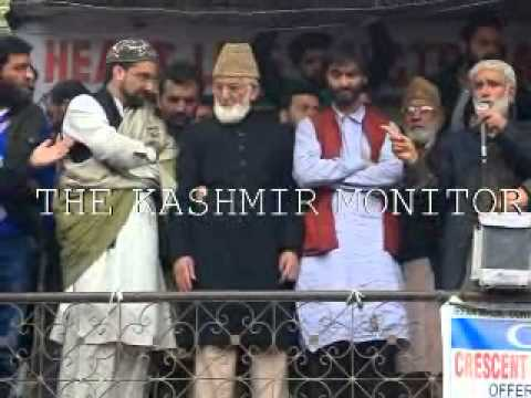 Separatist show united face in Narbal