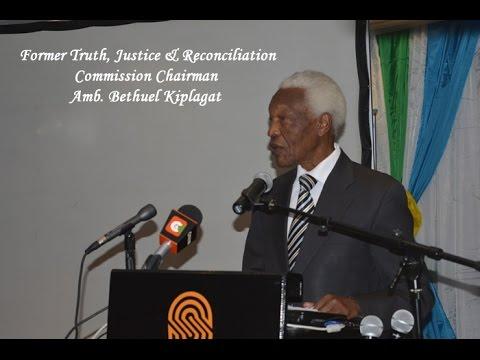 EASF Day Kenya - Ambassador Bethuel Kiplagat