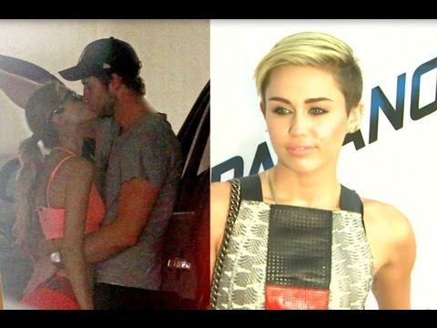 Miley Cyrus Upset Over Liam's Rebound with Eiza Gonzalez!