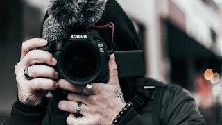 BEST Canon EOS 6D Mark ii Settings!