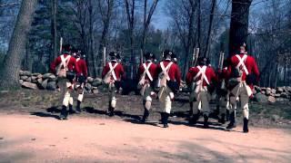 Lexington and Concord Battle Road Minute Man National Historical Park April 14, 2012
