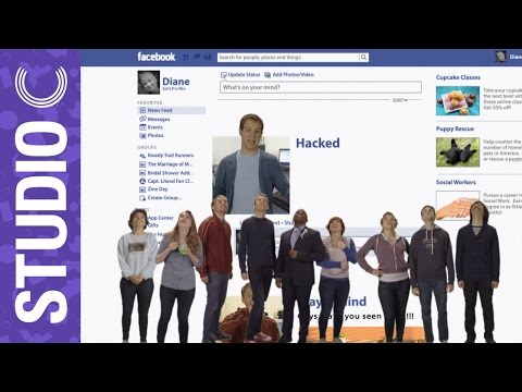 Studio C - Facebook Friends Song video