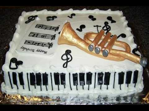 Birthday Cake For The Musical Child YouTube