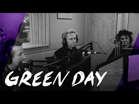 Cover Lagu Green Day: Revolution Radio, Trump & 'Ordinary World'.