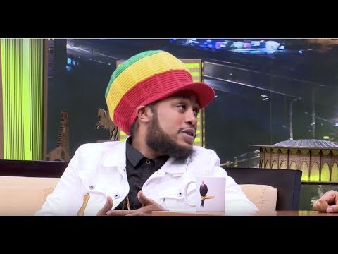 Seifu  Interview . Reggae Ras Biruk