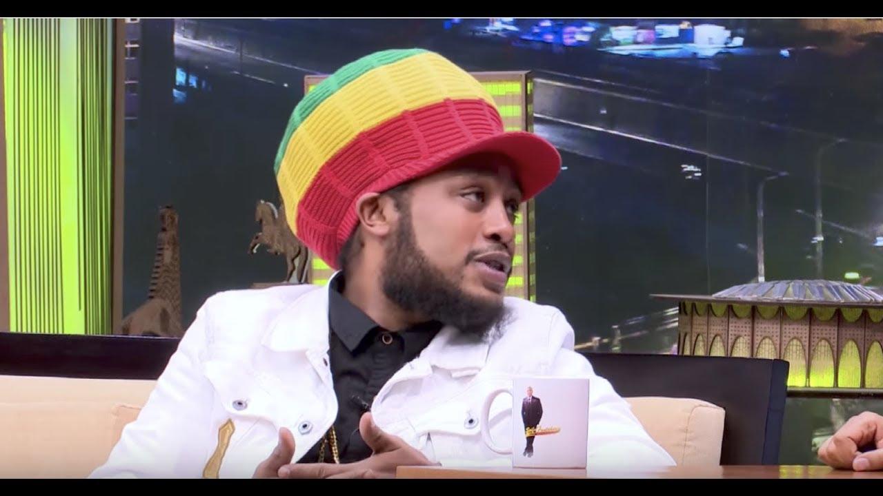 Seifu On EBS TV Show Interview With Ethiopia. Reggae Ras Biruk