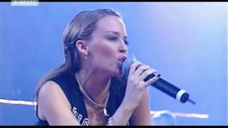 Kylie Minogue - In Your Eyes Live Danish Music Awards 2k2 2002