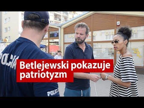 Zobacz Jak W Warszawie Przywitali Uchodźców!