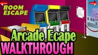 Arcade Escape Walkthrough [FULL] in less than 6 minutes