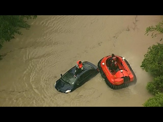 Disaster declaration issued in Texas as death toll rises